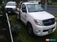 2007 toyota hilux 5 speed petrol workmate for Sale