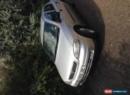 2003 VAUXHALL ASTRA LS DTI SILVER for Sale