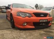 2004 Ford Falcon BA XR6 Orange Automatic 4sp Auto 11 MONTHS REGO! Cheap Sydney for Sale