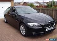 2011 BMW 520D SE BLACK for Sale