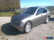 2005 BMW 7 SERIES 3.0 730i SE 4dr for Sale