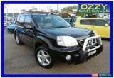 Classic 2003 Nissan X-Trail T30 TI (4x4) Black Manual 5sp M Wagon for Sale