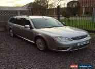 2006 FORD MONDEO ST TDCI SILVER for Sale