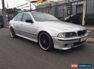 BMW 523I  IMMACULATE LOW KLMS WITH BOOKS for Sale