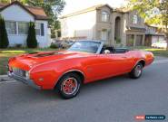 1969 Oldsmobile 442 442 convertible for Sale