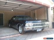 65 Impala Coupe for Sale