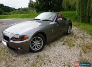 2003 BMW Z4 2.2I SE GREY for Sale