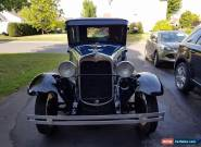 Ford: Model A Coupe for Sale