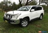 Classic 2012 Toyota Landcruiser Prado KDJ150R 11 Upgrade GXL (4x4) White Automatic 5sp for Sale