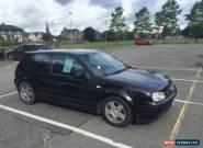 Volkswagen Golf mk4 2.0 litre gti  for Sale