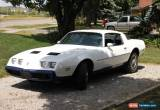 Classic 1980 Pontiac Firebird Esprit for Sale