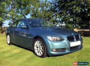 2007 BMW 320I SE Auto Atlantic blue. beige leather Low Miles 34k  for Sale