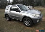 toyota rav4  12/2000 for Sale