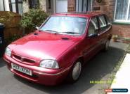Rover 100 Ascot SE Spares or Repairs 37k miles 1.1 ENGINE PETROL for Sale