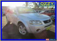 2005 Ford Territory SY TX (4x4) Silver Automatic 6sp A Wagon for Sale