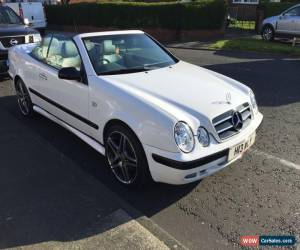 Classic Mercedes CLK Convertible for Sale