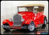 1929 Ford Other 4-door Convertible for Sale