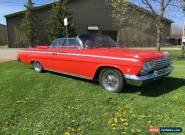 1962 Chevrolet Impala SS 409 for Sale