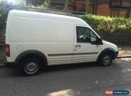 2005 FORD TRANSIT CONNECT L220 D WHITE for Sale