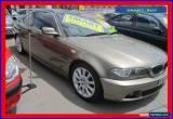 Classic 2005 BMW 320CI E46 20Ci Gold Automatic 5sp A Coupe for Sale