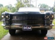 64 cadillac coupe deville 429  for Sale