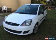 2006 Ford Fiesta low klms  for Sale