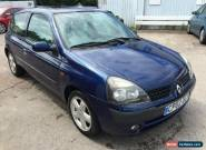 RENAULT CLIO 1.2 PETROL 3 DR for Sale