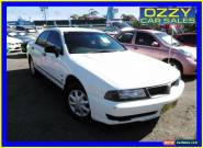 1999 Mitsubishi Magna TH Executive White Automatic 4sp A Sedan for Sale