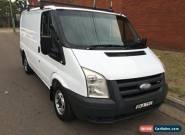 2008 Ford Transit VM MY08 Low (MWB) White Manual 5sp M Van for Sale
