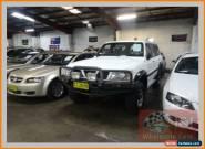 1999 Nissan Patrol GU ST (4x4) White Manual 5sp M Wagon for Sale
