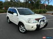 2005 Nissan X-Trail Ti 4X4 White Automatic 4sp A Wagon for Sale