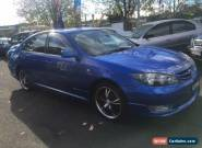 2005 Toyota Camry MCV36R Upgrade Sportivo Blue Automatic 4sp A Sedan for Sale