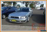 Classic 2003 Subaru Liberty MY03 RX Silver Automatic 4sp A Sedan for Sale