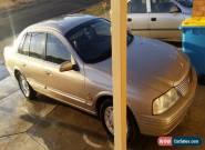 99 Ford AU Fairlane Ghia for Sale