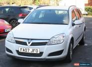 Vauxhall/Opel Astra 1.3CDTi 16v ( 90ps ) 2007 Life for Sale