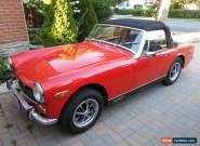 MG: Midget for Sale