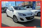 Classic 2014 Mazda 2 DE10Y2 MY14 Neo Sport White Automatic 4sp A Hatchback for Sale
