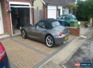 2003 BMW Z4 3.0I  for Sale