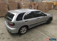 Nissan Pulsar plus 1999 automatic 219km theft recovered damage NO WOVR clean car for Sale