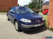 2004 RENAULT MEGANE 1.4 DYNAMIQUE 16V BLUE 3 DOOR  for Sale
