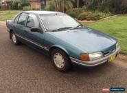 Ford Falcon GLi (1992) 4D Sedan Automatic (4L - Multi Point F/INJ) Seats for Sale