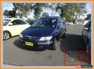 2001 Mazda Premacy Blue Manual 5sp M Hatchback for Sale