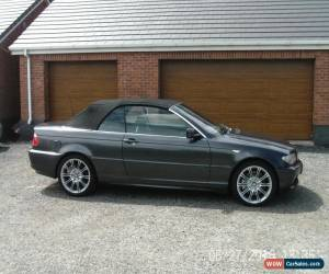 Classic 2006 BMW 3 SERIES E46 3.0 330CD SE DIESEL CONVERTIBLE for Sale