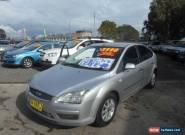 2007 Ford Focus LS LX Silver Manual 5sp M Hatchback for Sale