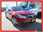 2012 Holden Cruze JH Series II MY12 CD Burgundy Automatic A Hatchback for Sale