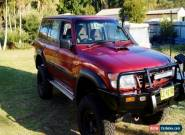 1999 Nissan GU Patrol, Turbo Diesel, 7 Inch Lift! for Sale