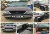 Classic 1998 FORD EXPLORER 4.0 V6 AUTO MAUVE/PURPLE Spares or Repairs for Sale
