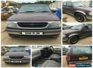 1998 FORD EXPLORER 4.0 V6 AUTO MAUVE/PURPLE Spares or Repairs for Sale