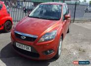 FORD FOCUS - 1.6 Zetec 5dr HPI CLEAR - FULL SERVICE HISTORY - NO RESERVE for Sale
