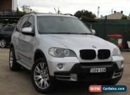 2009 BMW X5 E70 MY09 xDrive 30I Executive Silver Automatic 6sp A Wagon for Sale
